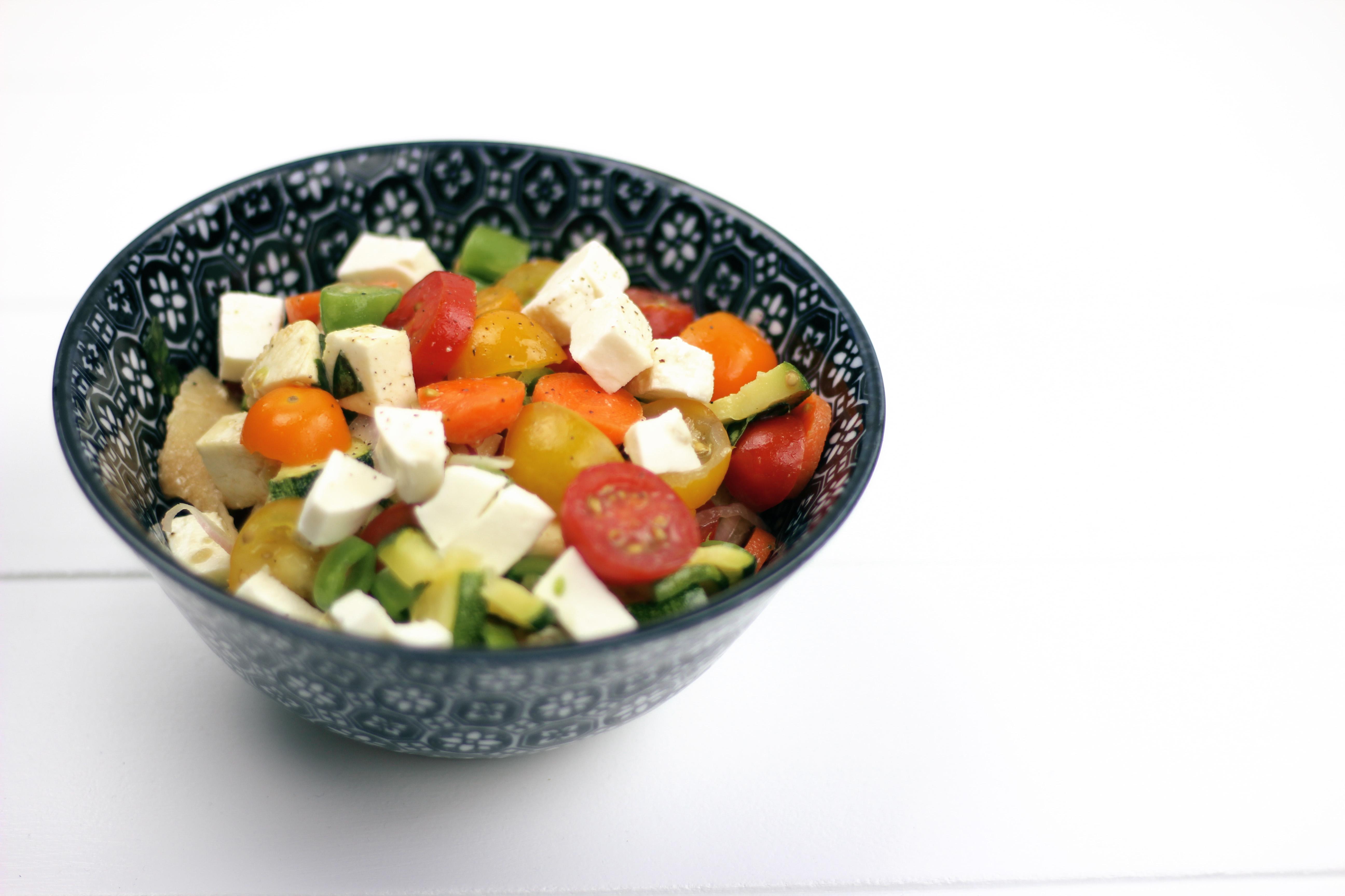 Panzanella Salad 2