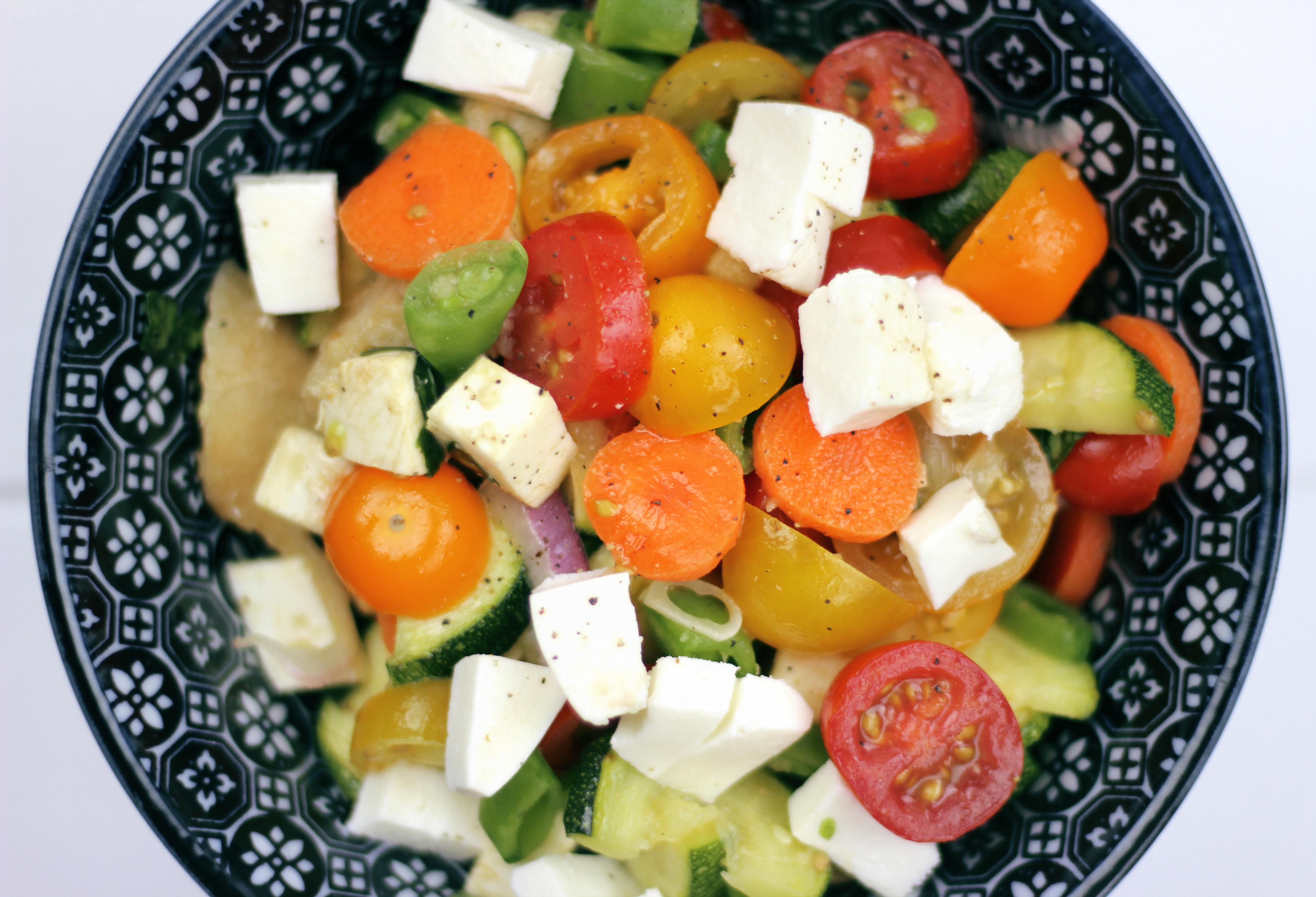 Panzanella Salad 4