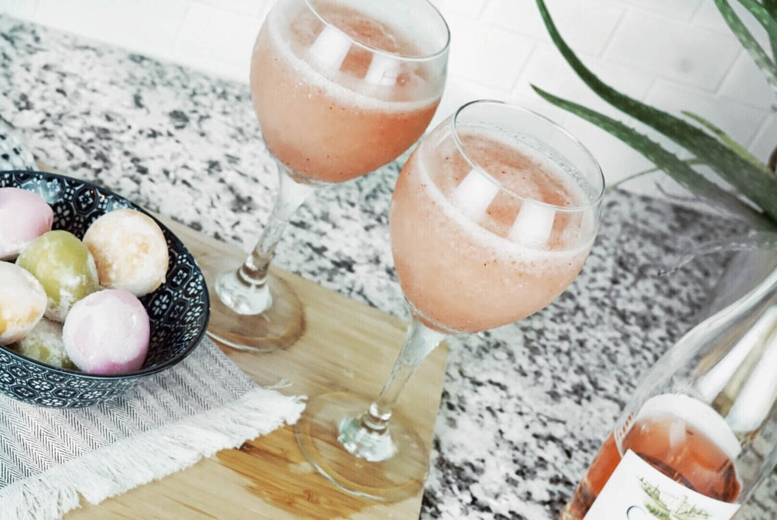 Cavit Wines Rose Frose Recipe