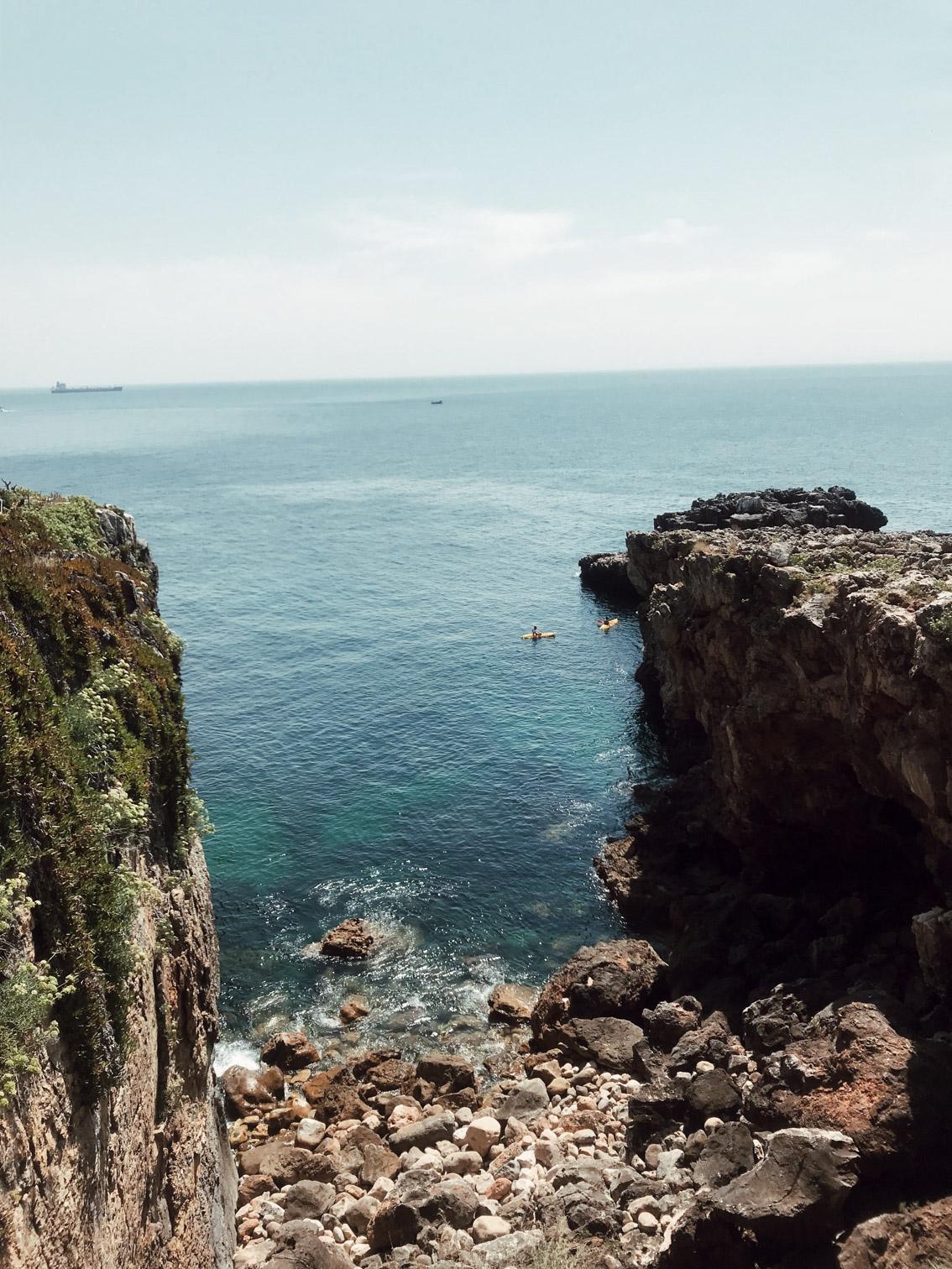 Boca De Inferno Portugal Itinerary