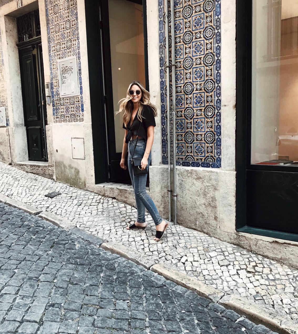 Lisbon, Portugal Itinerary