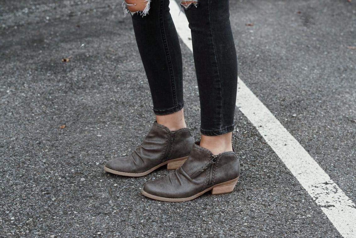 Famous Footwear Versatile Booties