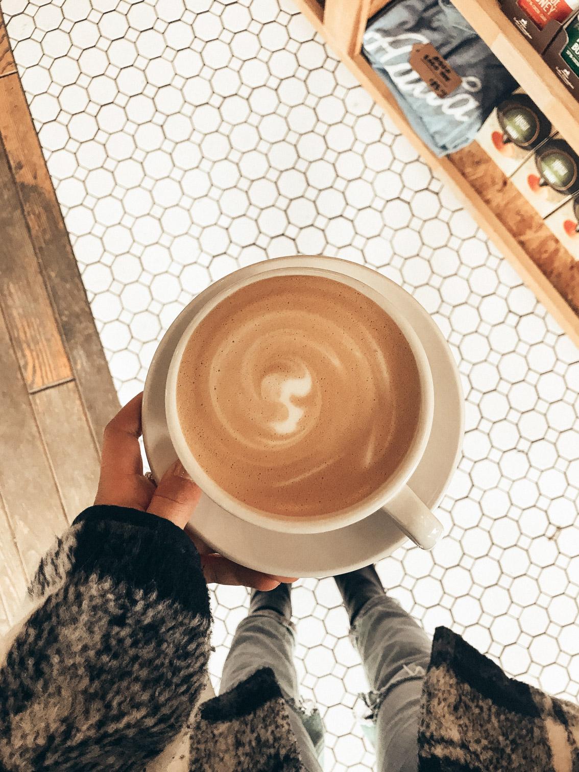 coffee instagram inspo