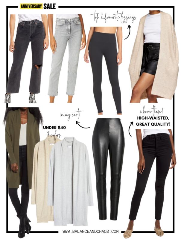 Nordstrom Anniversary Sale 2020 Pants Leggings Sweaters