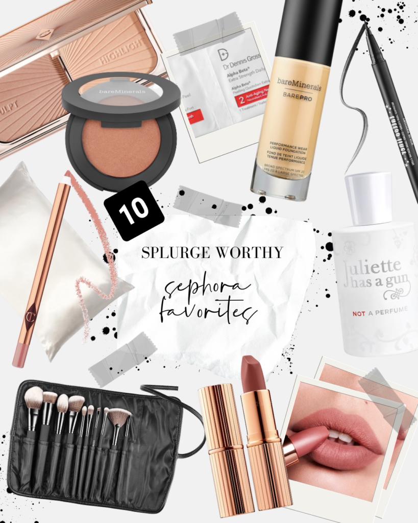 best Sephora splurge worthy items