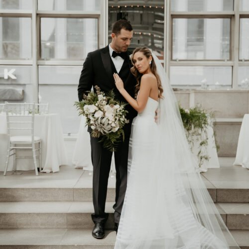ppg wintergarden wedding venue photos