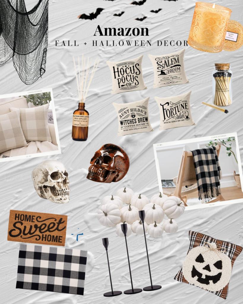 affordable fall home decor amazon halloween